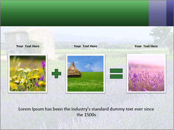 Nice lavender PowerPoint Template - Slide 22