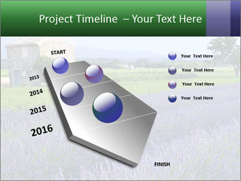 Nice lavender PowerPoint Template - Slide 26