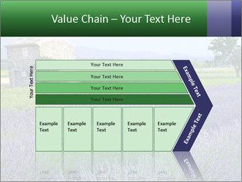 Nice lavender PowerPoint Template - Slide 27
