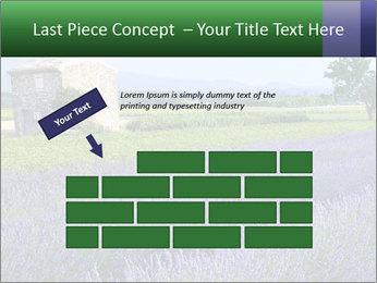 Nice lavender PowerPoint Template - Slide 46