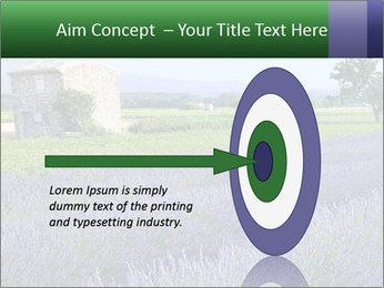 Nice lavender PowerPoint Template - Slide 83