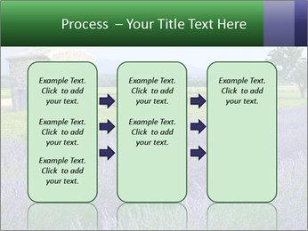 Nice lavender PowerPoint Template - Slide 86