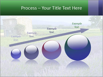Nice lavender PowerPoint Template - Slide 87
