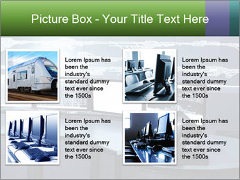 Developed electronic PowerPoint Templates - Slide 14