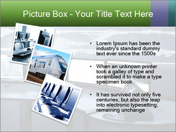Developed electronic PowerPoint Templates - Slide 17