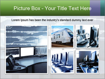Developed electronic PowerPoint Templates - Slide 19