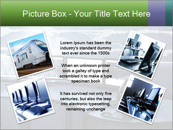 Developed electronic PowerPoint Templates - Slide 24