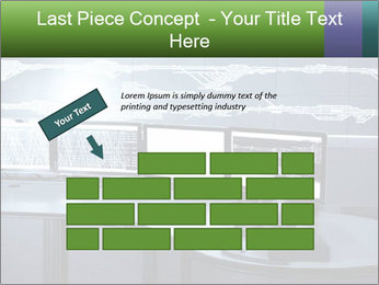 Developed electronic PowerPoint Templates - Slide 46