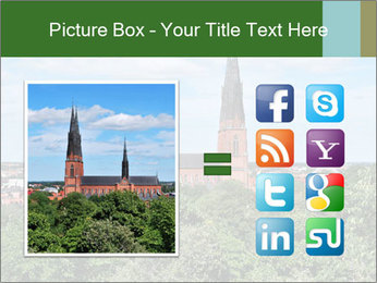 View of the Uppsala PowerPoint Templates - Slide 21