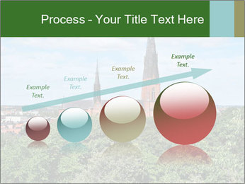 View of the Uppsala PowerPoint Templates - Slide 87