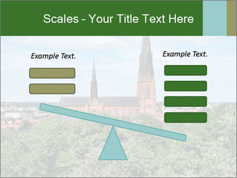 View of the Uppsala PowerPoint Templates - Slide 89