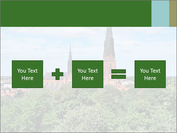 View of the Uppsala PowerPoint Templates - Slide 95