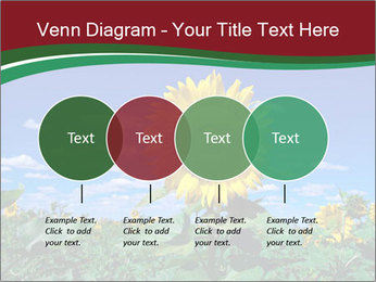 Sunflowers PowerPoint Template - Slide 32