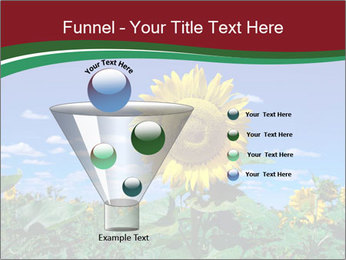 Sunflowers PowerPoint Template - Slide 63