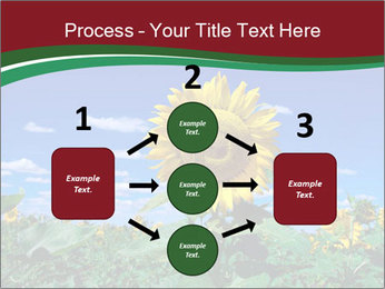 Sunflowers PowerPoint Template - Slide 92