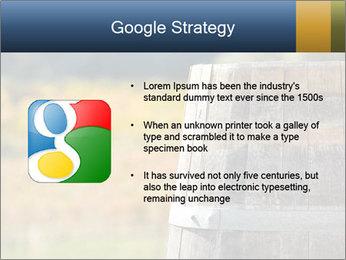 Wine Barrel PowerPoint Template - Slide 10