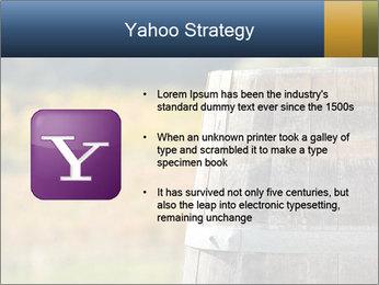 Wine Barrel PowerPoint Template - Slide 11