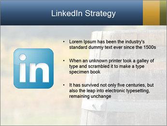 Wine Barrel PowerPoint Template - Slide 12
