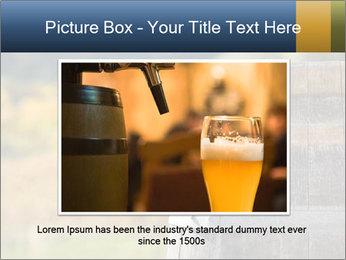 Wine Barrel PowerPoint Template - Slide 16
