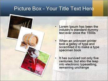 Wine Barrel PowerPoint Template - Slide 17