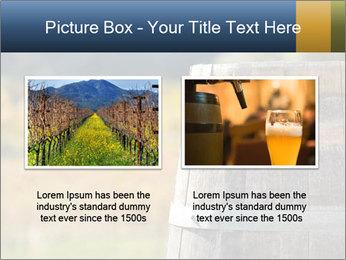 Wine Barrel PowerPoint Template - Slide 18
