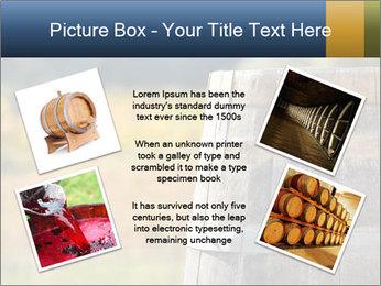 Wine Barrel PowerPoint Template - Slide 24