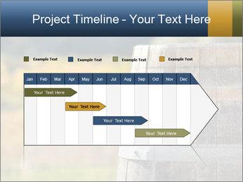 Wine Barrel PowerPoint Template - Slide 25