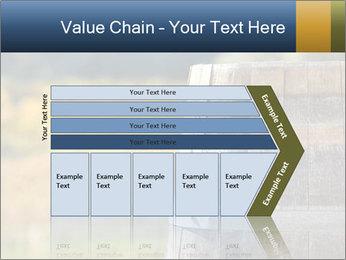 Wine Barrel PowerPoint Template - Slide 27