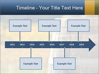 Wine Barrel PowerPoint Template - Slide 28