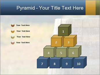 Wine Barrel PowerPoint Template - Slide 31