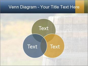 Wine Barrel PowerPoint Template - Slide 33