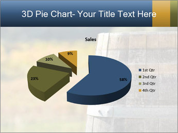 Wine Barrel PowerPoint Template - Slide 35