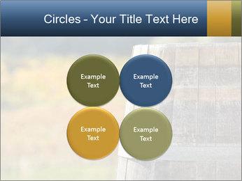 Wine Barrel PowerPoint Template - Slide 38