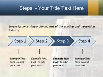Wine Barrel PowerPoint Template - Slide 4