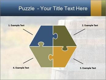 Wine Barrel PowerPoint Template - Slide 40