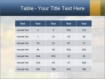 Wine Barrel PowerPoint Template - Slide 55