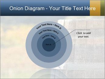 Wine Barrel PowerPoint Template - Slide 61