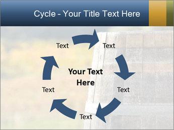 Wine Barrel PowerPoint Template - Slide 62
