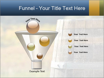 Wine Barrel PowerPoint Template - Slide 63