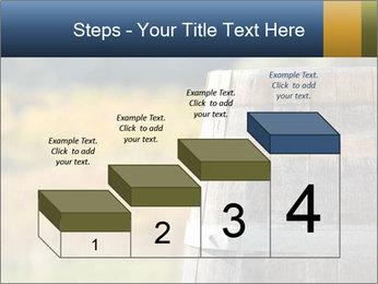 Wine Barrel PowerPoint Template - Slide 64