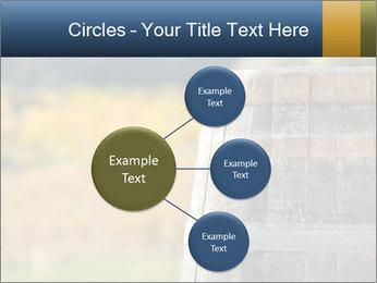 Wine Barrel PowerPoint Template - Slide 79