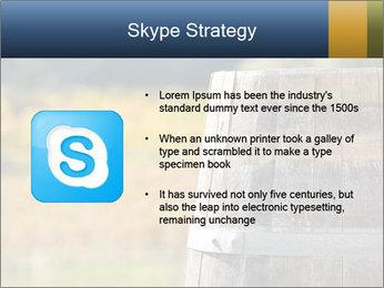 Wine Barrel PowerPoint Template - Slide 8