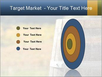 Wine Barrel PowerPoint Template - Slide 84