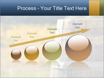 Wine Barrel PowerPoint Template - Slide 87
