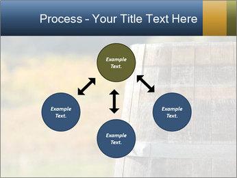 Wine Barrel PowerPoint Template - Slide 91