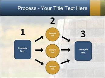 Wine Barrel PowerPoint Template - Slide 92