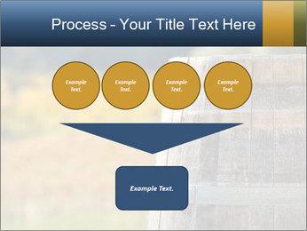 Wine Barrel PowerPoint Template - Slide 93