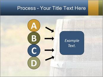 Wine Barrel PowerPoint Template - Slide 94