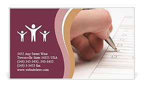 0000091672 Business Card Template