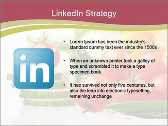 Vegetables. PowerPoint Templates - Slide 12